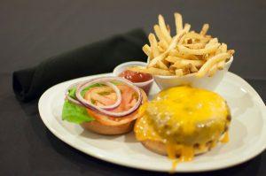 Monday Cheeseburger Deal