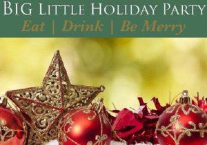 Big Little Holiday Party Marlborough MA