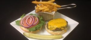 Cheese Burger meal specials